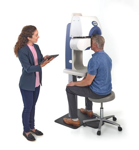 Refrazione binoculare, rivoluzione nella diagnostica