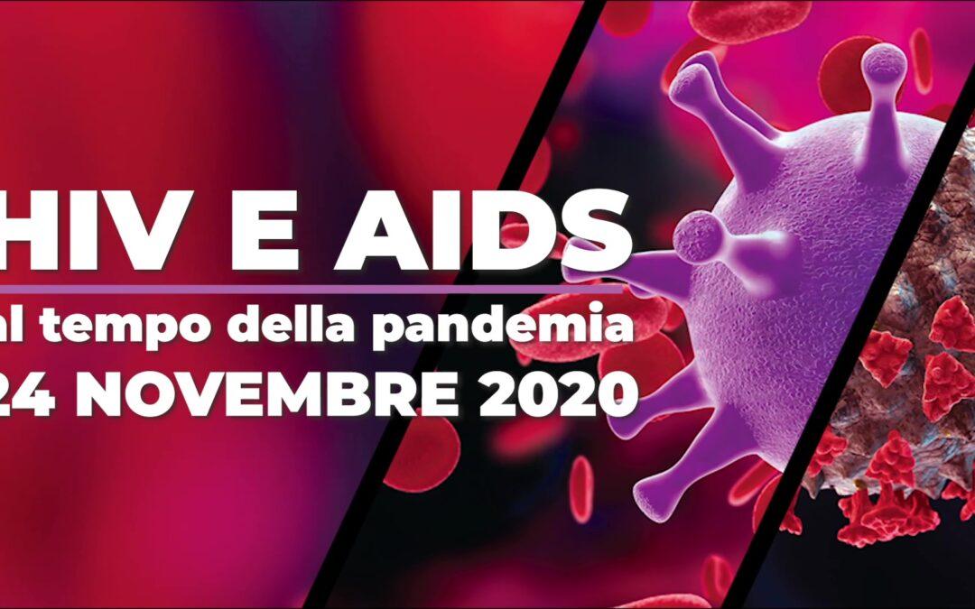 HIV e AIDS al tempo della pandemia