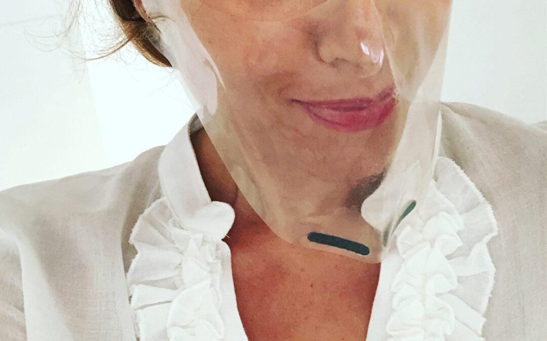ANGI premia Cinzia Di Zio: ecco la mascherina più innovativa contro il virus