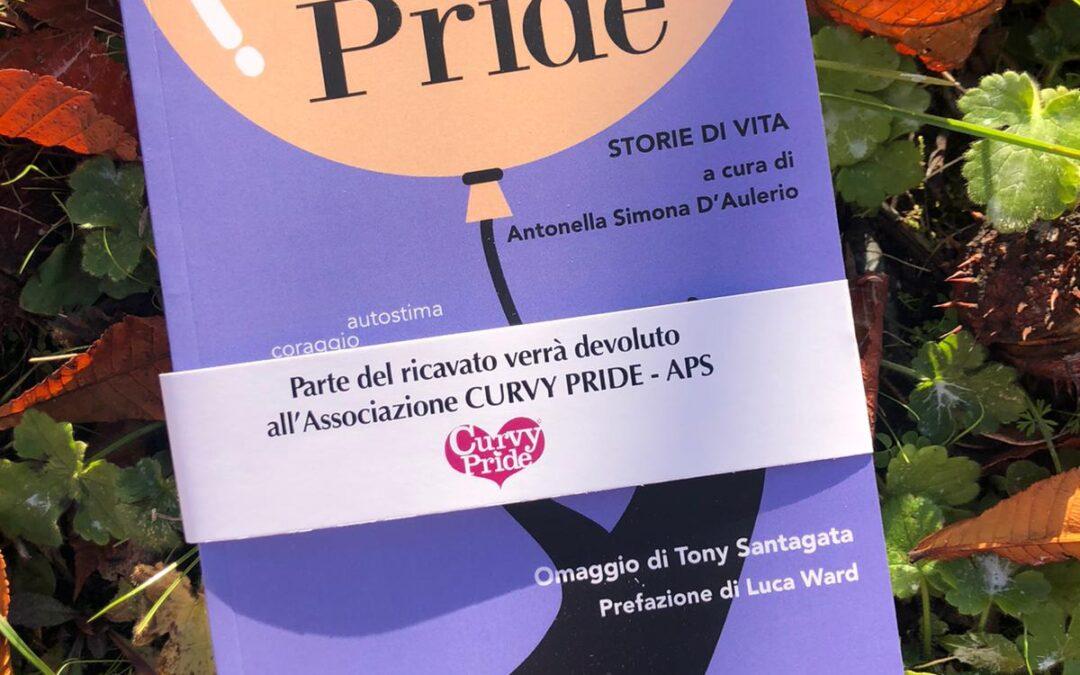 """""""Dillo a Curvy Pride"""": da oggi in libreria l'antologia dell'inclusione"""