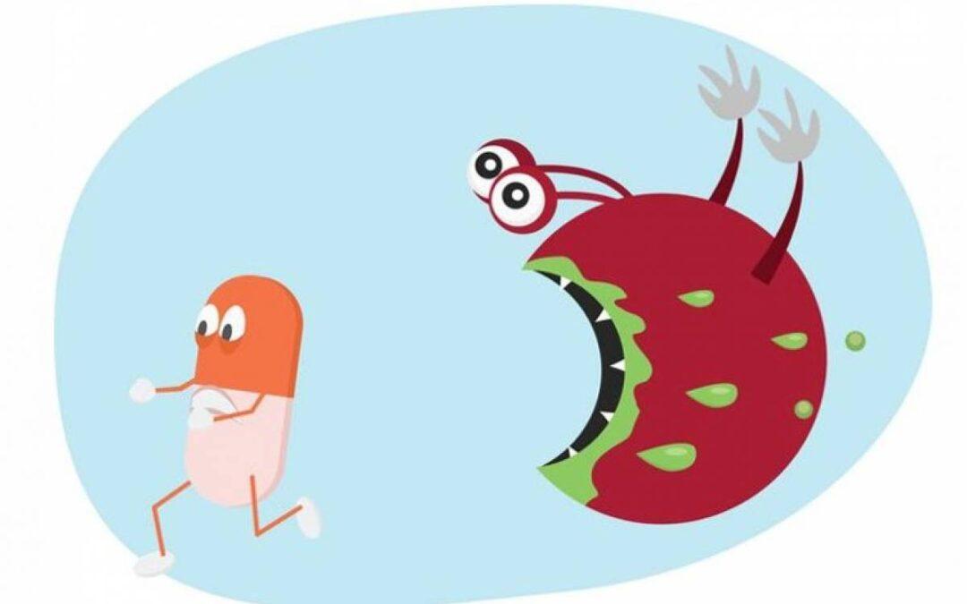 Antibiotico resistenza in aumento con il Covid-19