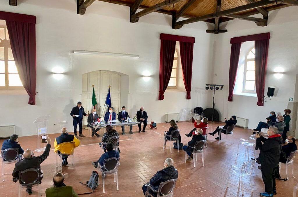 """Terra dei fuochi: a Carditello l'osservatorio ambientale """"Stefano Tonziello"""""""