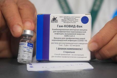 """""""Vaccino Sputnik, probabile ok a maggio"""""""