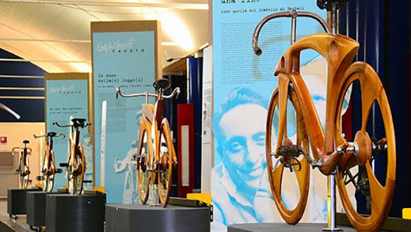 Riapre il museo AcdB e continua a pedalare