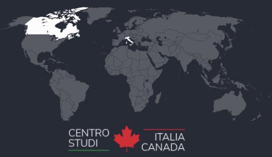 Siglato accordo tra l'Università europea di Roma ed il Centro studi Italia-Canada