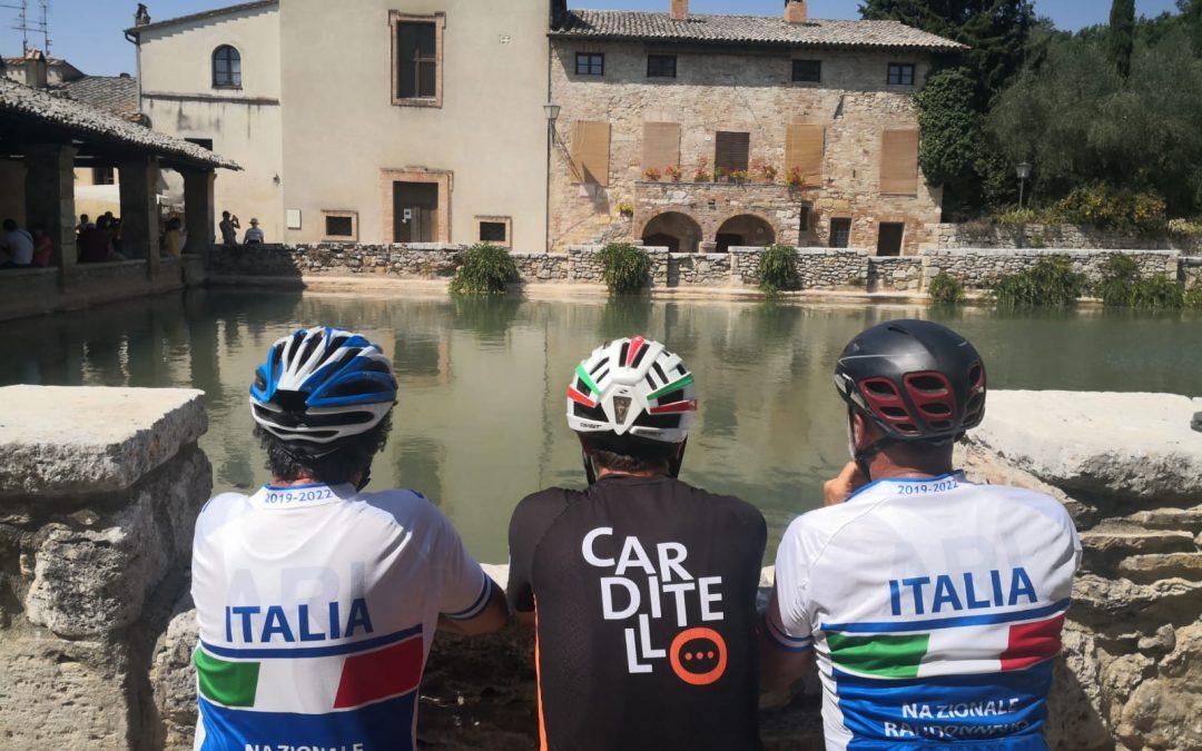 Mille chilometri in bici, dall'autodromo di Monza all'ippodromo di Carditello: ecco il nuovo itinerario dedicato al cicloturismo