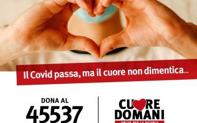 Il Covid passa, ma il cuore non dimentica, la campagna della Fondazione cardiochirurghi