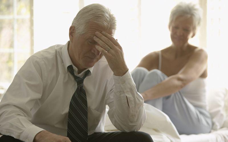 Scoperta una nuova molecola che potrebbe prevenire i sintomi dell'invecchiamento associati all'andropausa