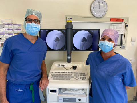 Lanciato in Europa il sistema di sostituzione protesica della spalla Equinoxe
