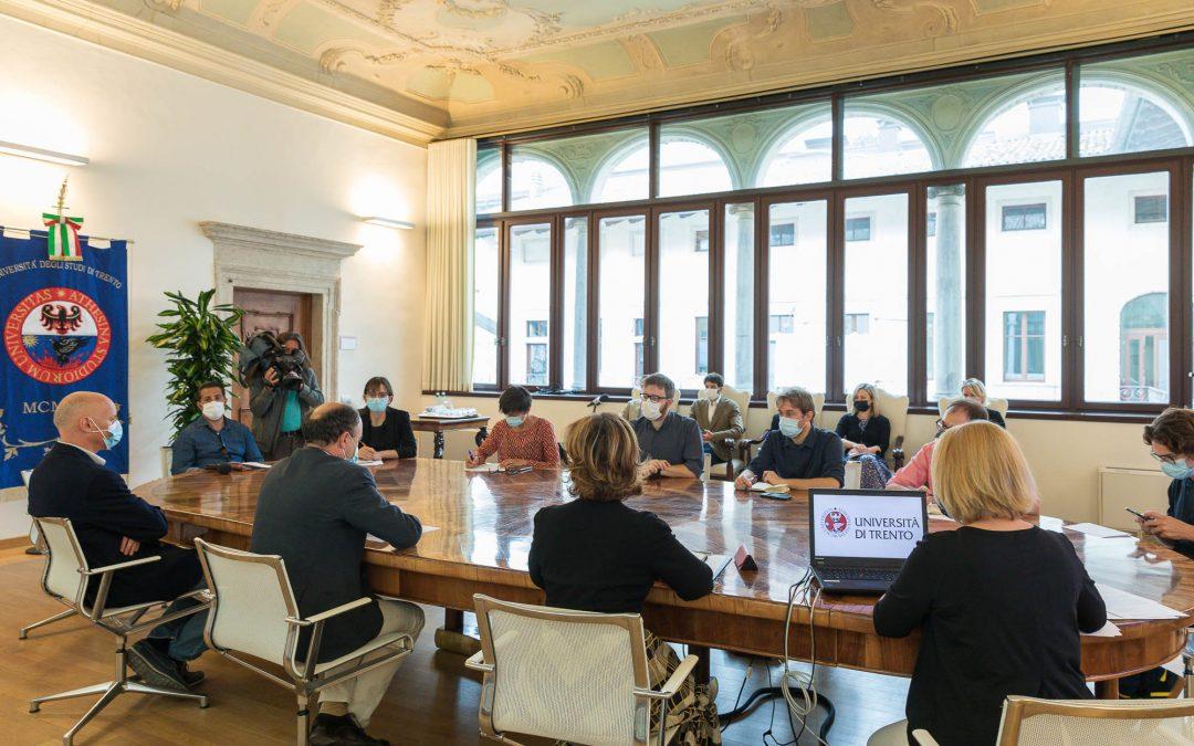 UniTrento, tornano le lezioni in presenza tra green pass ed Erasmus
