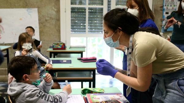 Bambin Gesù: un anno di test salivari su 1.200 studenti e insegnanti. Pochi positivi e nessun contagio in classe