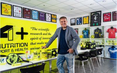 4+ Nutrition, gli integratori per i calciatori della Serie A sono made in Veneto