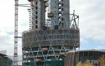 """Torre UnipolSai di Milano, il """"nido verticale"""" in acciaio zincato da Bordignon"""