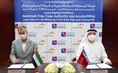 HFZA sigla un accordo per investimenti con ArcelorMittal